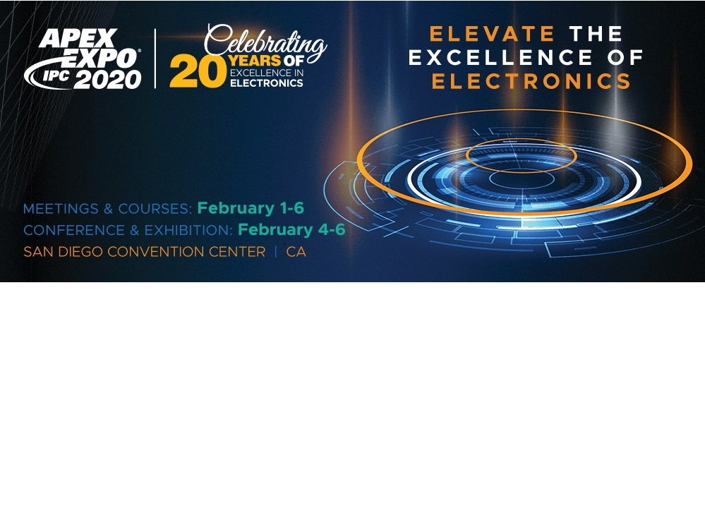 FAMECS, Participate in the APEX EXPO ipc 2020 Exhibition